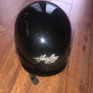Harley Davidson hybrid DOT helmet
